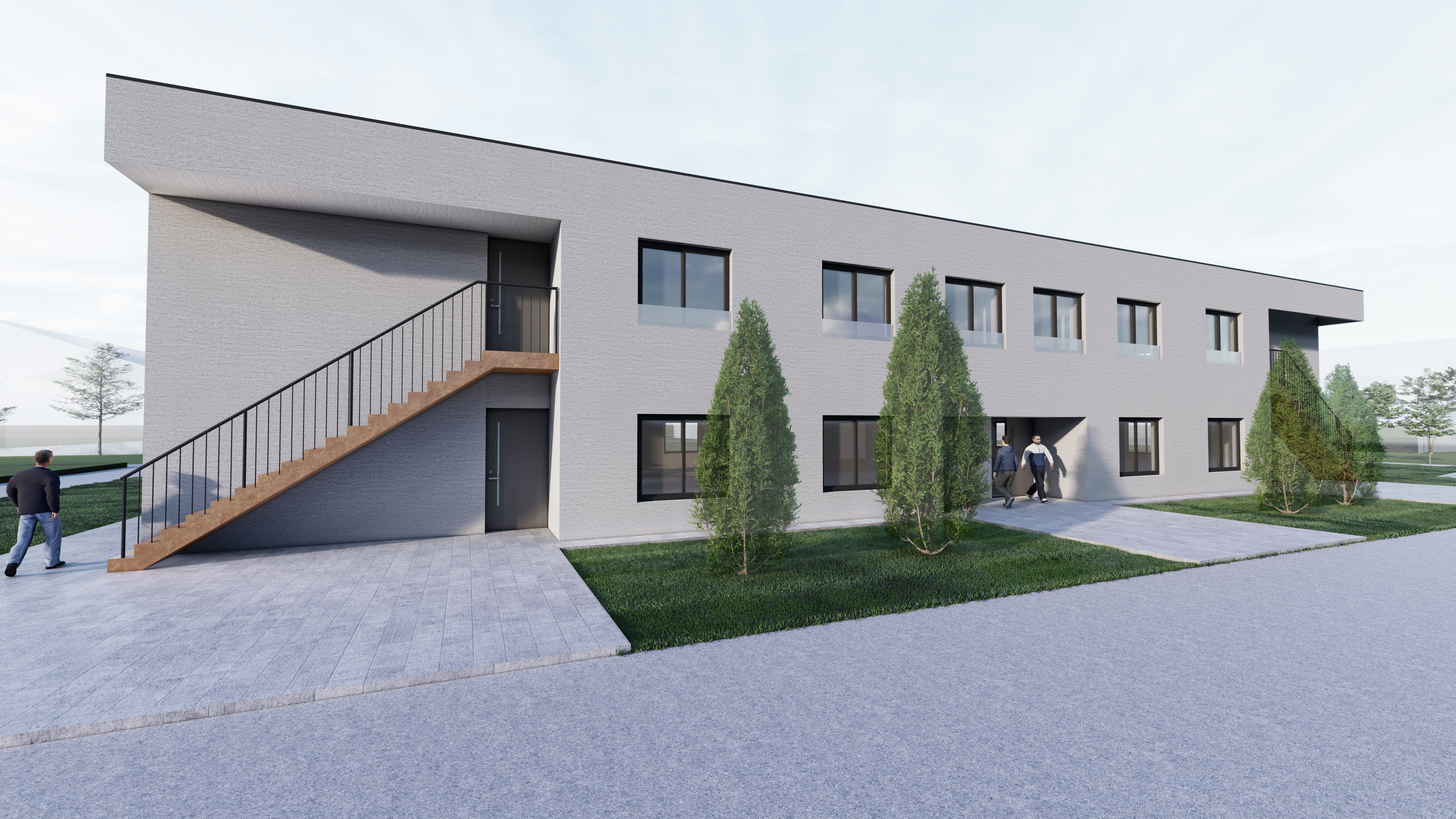 Rendering ktl architekten